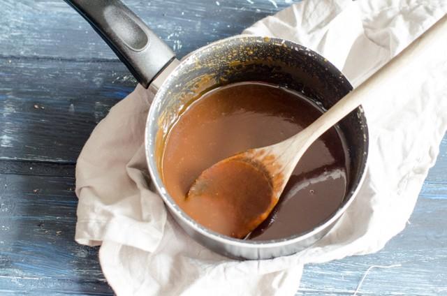 Tortino cioccolato e caramello (1 di 1)