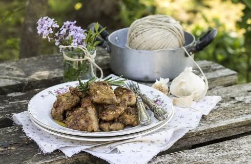 Abbacchio alla cacciatora: cucina del Lazio
