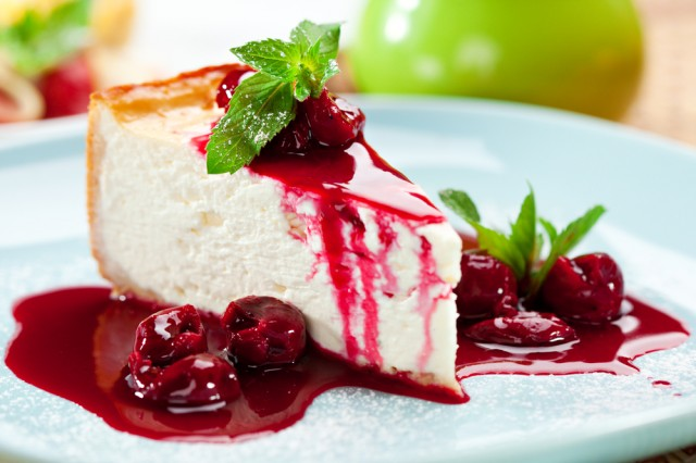 cheesecake - dolci leggeri