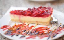 Come si fa la cheesecake alle fragole fredda con la ricetta senza cottura