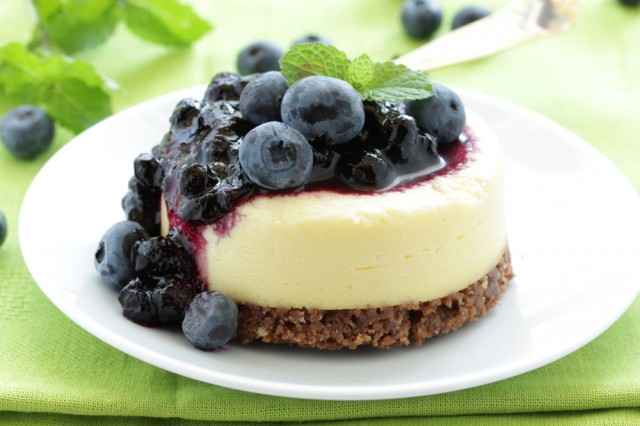 cheesecake - vegetariani