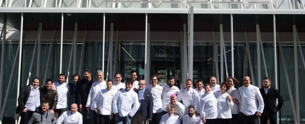 Ambassadors per Expo: chi sono i 13 chef