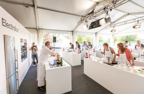Le lezioni di Taste of Milano 2015