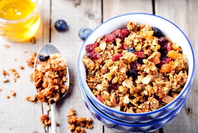 colazioni muesli Muller