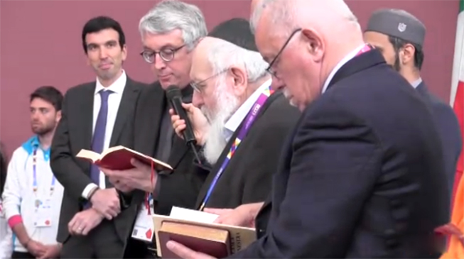 Expo 2015: quale legame tra religioni e cibo?