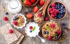 Idee per merende a base di yogurt Müller Passione alla Greca
