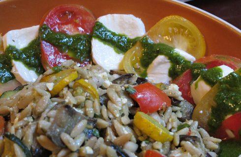 L'insalata di orzo e farro con la ricetta dei Menù di Benedetta