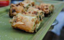 Gli involtini di zucchine e prosciutto con la ricetta facile