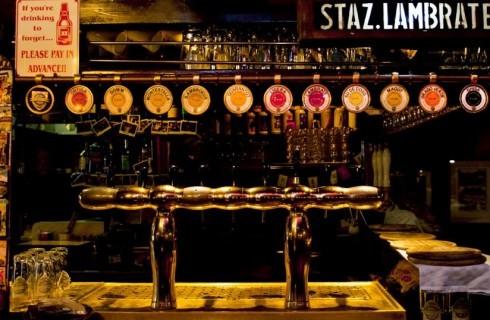 Milano da bere: i migliori pub in città