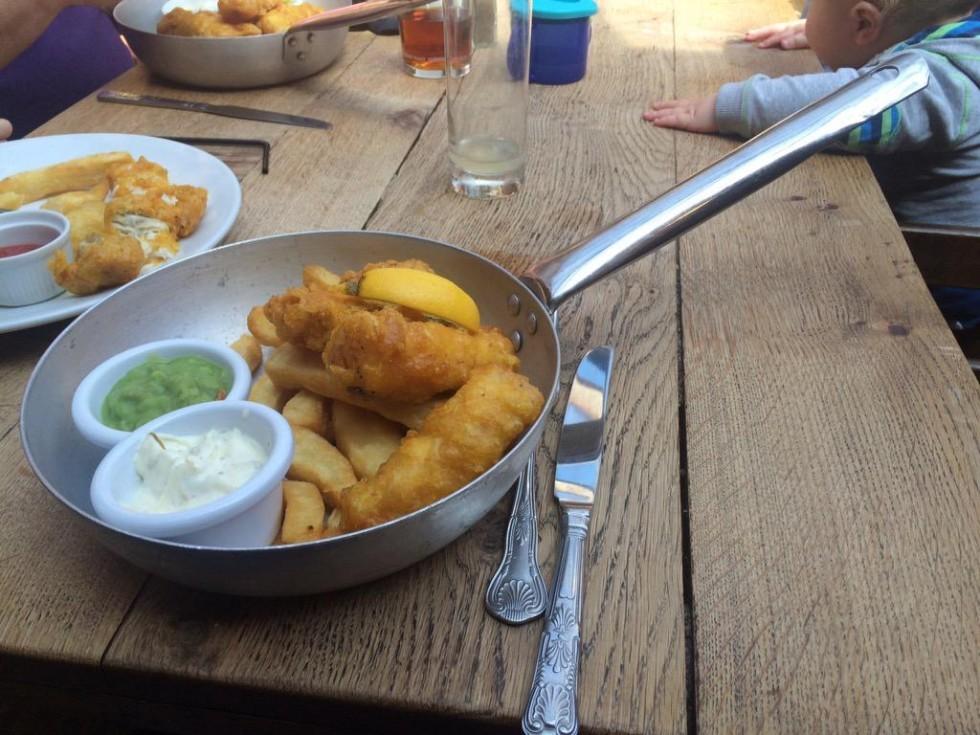 17 modi assurdi di servire il cibo - Foto 4