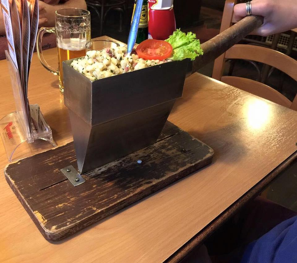 17 modi assurdi di servire il cibo - Foto 3