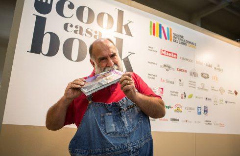 I libri di cucina al Salone del libro di Torino