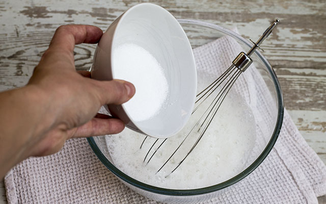 semifreddo al pistacchio step1