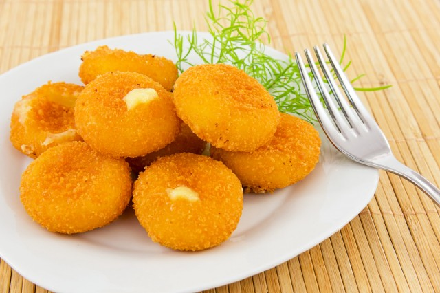 mozzarelline panate