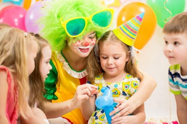 festa di bambini