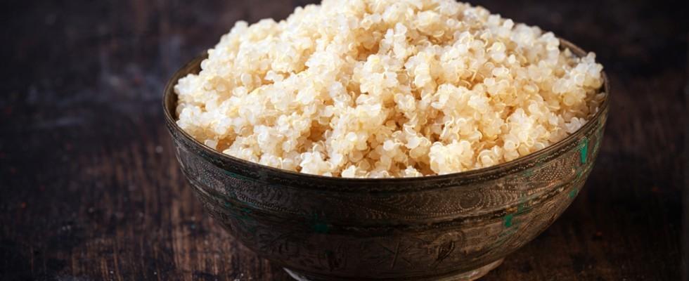 5 modi per utilizzare la quinoa in cucina