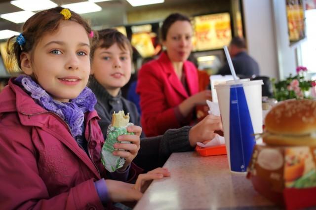 bambini fast food