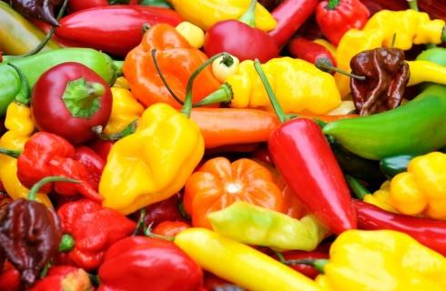 9 modi per utilizzare i peperoncini in cucina