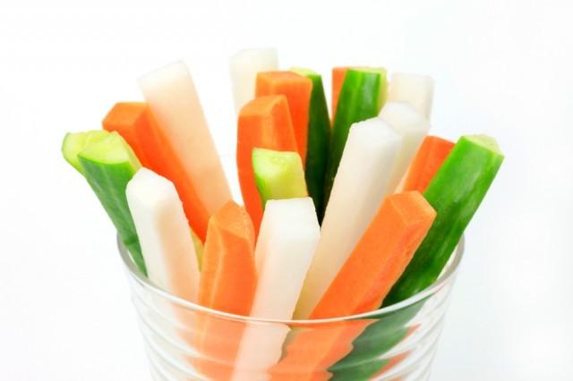 verdure in stick