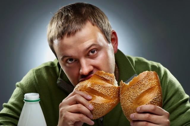 mangiare il pane