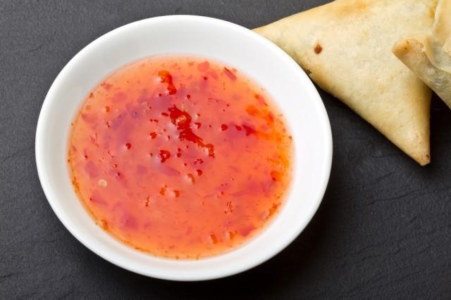 salsa al peperoncino