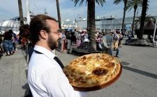 Al porto antico di Genova per Slow Fish