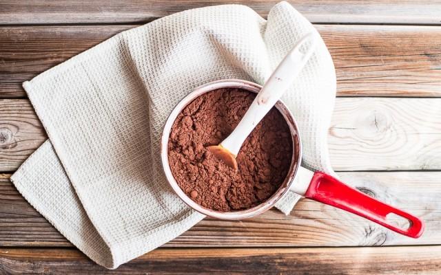Torta al cacao step-1
