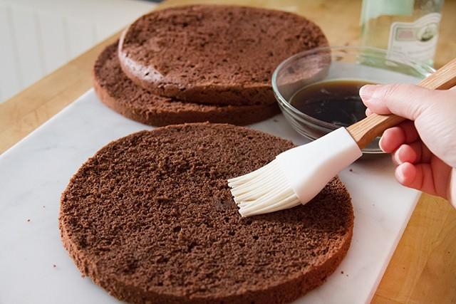 Torta cubana step2