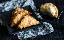 Toast di gamberi: antipasto cinese