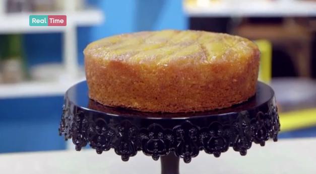 Torta al mango rovesciata: la ricetta golosa di Benedetta Parodi
