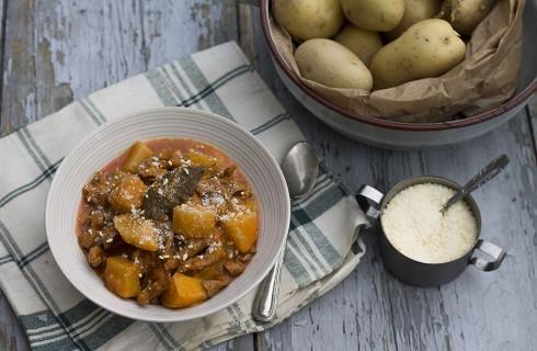 Trippa con patate: dalla tradizione