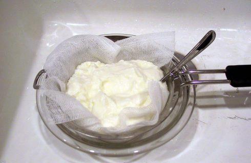 Come fare lo yogurt greco in casa senza yogurtiera