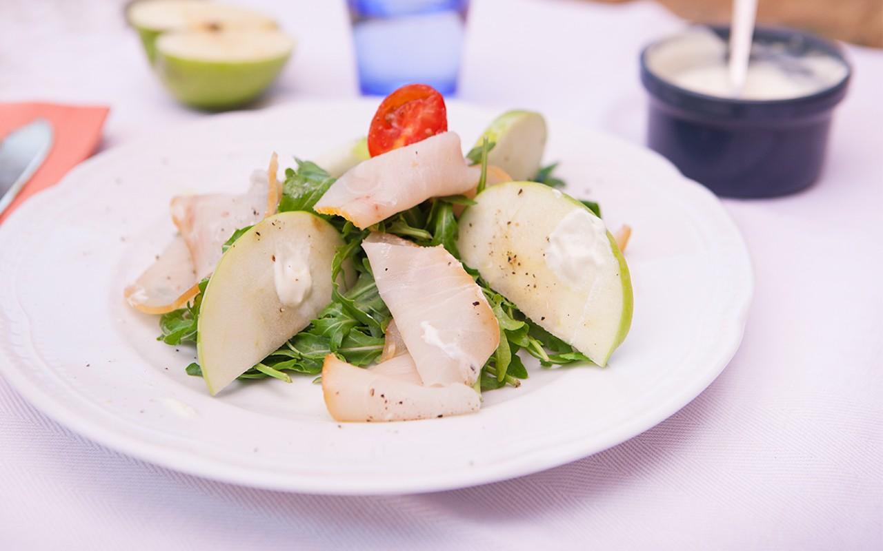 Ricetta Insalata di pesce spada | Agrodolce