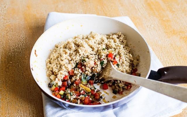 COUS COUS di quinoa (4)