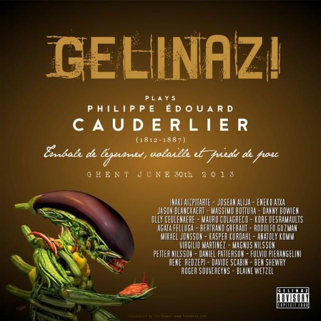 Gelinaz Ghent - Chef P02