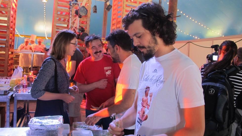 Al Meni: le mani dei grandi chef - Foto 12