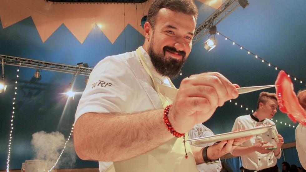 Al Meni: le mani dei grandi chef - Foto 17