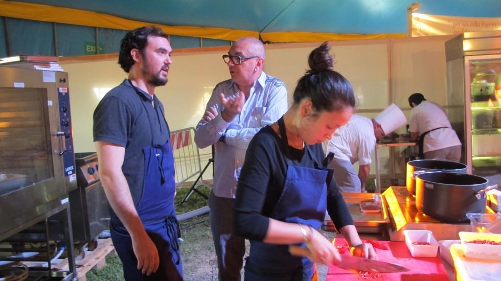 Al Meni: le mani dei grandi chef - Foto 27