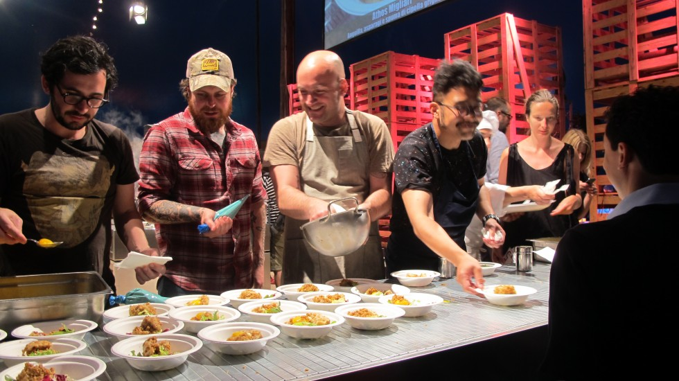 Al Meni: le mani dei grandi chef - Foto 21