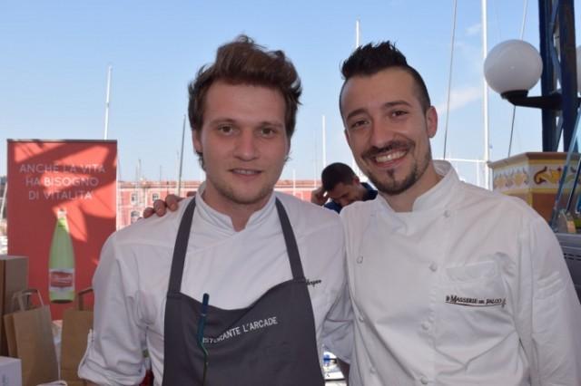 Nikita Sergeev e Gianfranco Bruno
