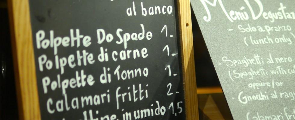 All'Arco, Venezia
