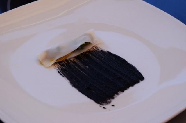 Parodia di un'insalata di seppia di Andrea Giuseppucci