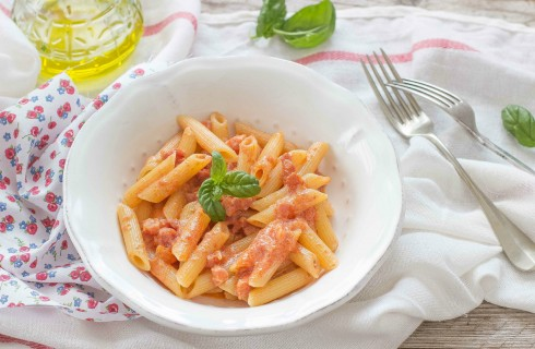 Penne alla vodka: revival