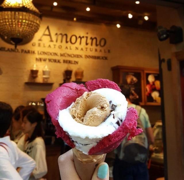 amorino new york