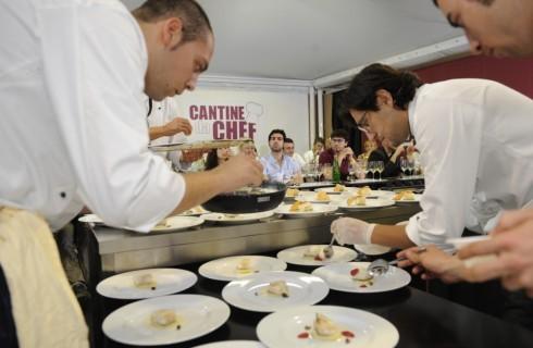 Con Vinòforum ritorna anche Cantine da Chef