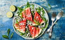 Carpaccio di anguria e ricotta salata: la ricetta fresca per l'estate