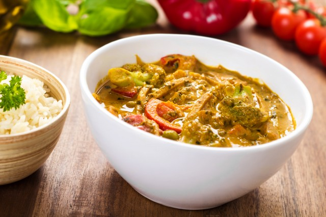 curry dieta settimanale muller