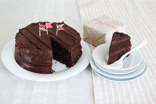 Devil food cake, dall'America