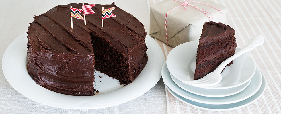 Devil food cake, dall'America