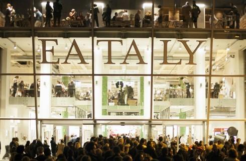 Eataly Repubblica apre il 9 luglio